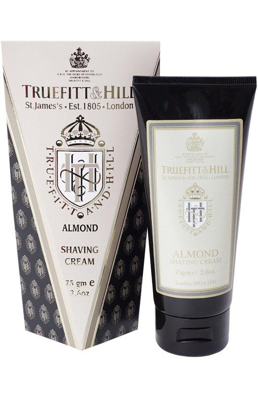 Крем для бритья в тюбике Almond Truefitt&amp;HillДля бритья<br><br><br>Объем мл: 0<br>Пол: Мужской<br>Возраст: Взрослый<br>Цвет: Бесцветный