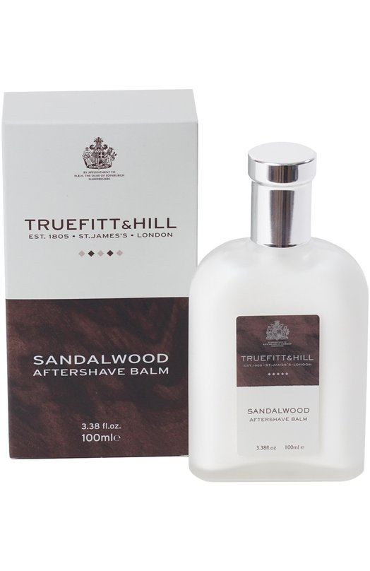 Бальзам после бритья Sandalwood Truefitt&amp;HillДля бритья<br><br><br>Объем мл: 100<br>Пол: Мужской<br>Возраст: Взрослый<br>Цвет: Бесцветный
