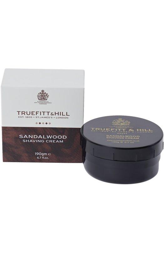 Sandalwood Крем для бритья в банке Truefitt&Hill 00552