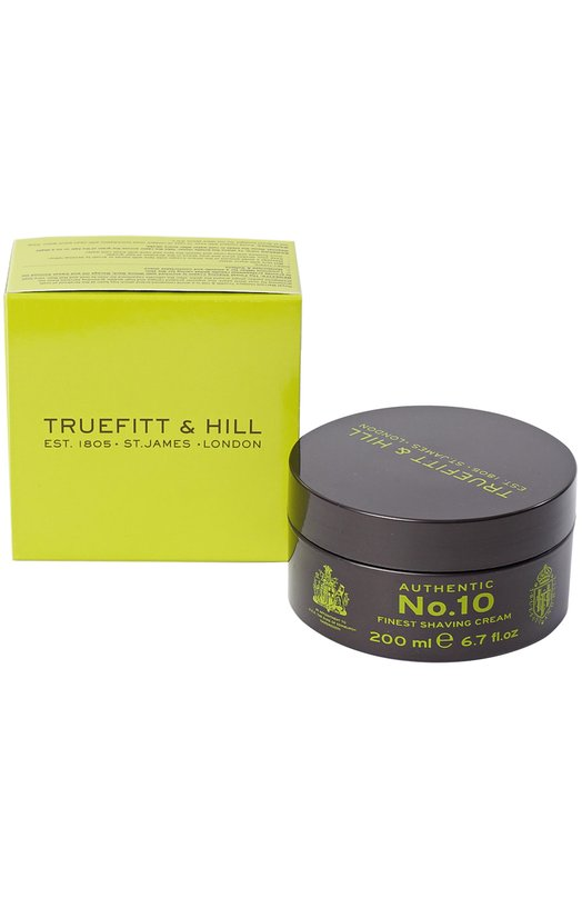 Люкс-крем для бритья Authentic No. 10 TruefittHill 01001