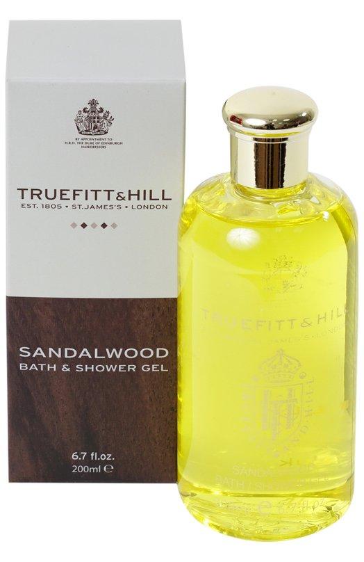 Гель для душа Sandalwood Truefitt&Hill, 556, Великобритания, Бесцветный  - купить