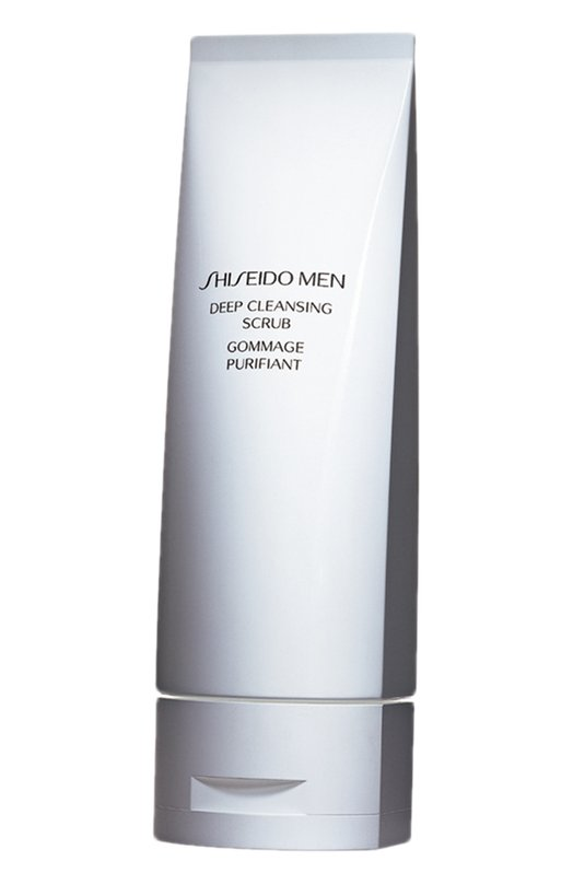 Скраб для глубокого очищения кожи Shiseido 10052SH