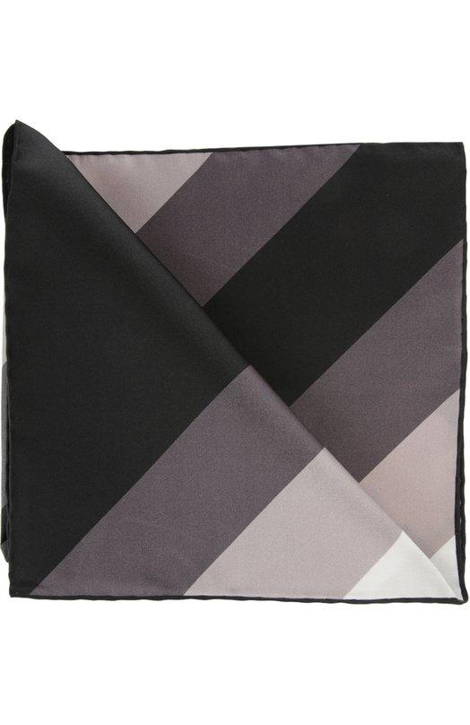 Платок Tom FordГалстуки<br><br><br>Пол: Мужской<br>Возраст: Взрослый<br>Размер производителя vendor: NS<br>Материал: Шелк: 100%;<br>Цвет: Серый
