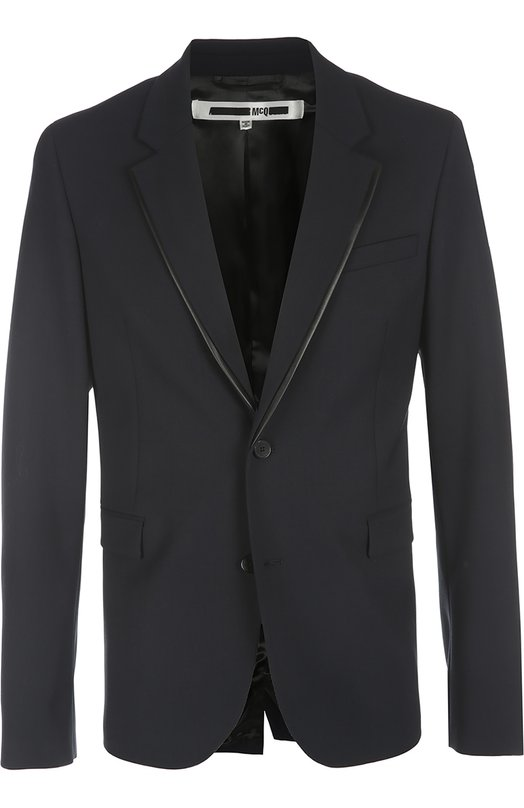 Вечерний пиджак MCQ 393241/RGQ03