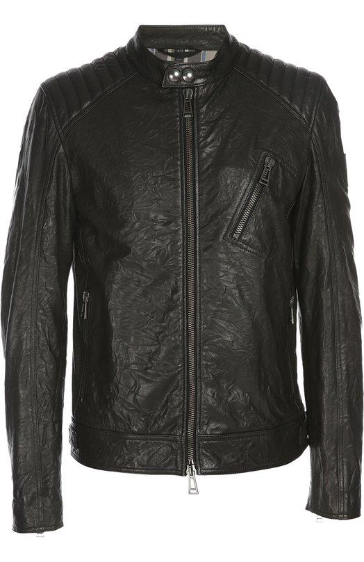 Кожаная куртка Belstaff 71020219/L81N0235