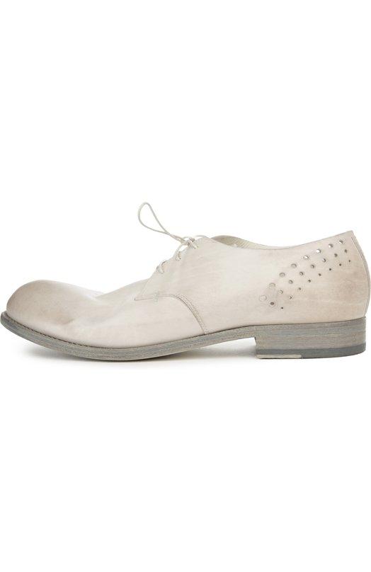 Туфли PantanettiТуфли<br>Мастера марки выполнили туфли из мягкой кожи белого цвета. Обувь на невысоком устойчивом каблуке вошла в весенне-летнюю коллекцию бренда, основанного семьей Пантанетти. В качестве декора была использована лазерная перфорация.<br><br>Российский размер RU: 43<br>Пол: Мужской<br>Возраст: Взрослый<br>Размер производителя vendor: 43<br>Материал: Кожа натуральная: 100%; Стелька-кожа: 100%; Подошва-кожа: 100%;<br>Цвет: Белый