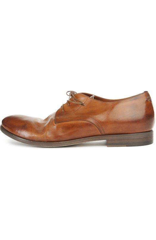 Туфли PantanettiТуфли<br>Дерби с закругленным мысом, на невысоком устойчивом каблуке вошли в коллекцию сезона весна-лето 2016 года. Мастера марки, основанной семьей Пантанетти, выполнили обувь из мягкой гладкой кожи коричневого цвета.<br><br>Российский размер RU: 40<br>Пол: Мужской<br>Возраст: Взрослый<br>Размер производителя vendor: 40-5<br>Материал: Кожа натуральная: 100%; Стелька-кожа: 100%; Подошва-кожа: 100%;<br>Цвет: Светло-коричневый