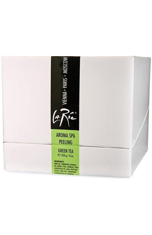 Пилинг-уход для рук, ног и тела Зеленый чай La Ric 9120004078506
