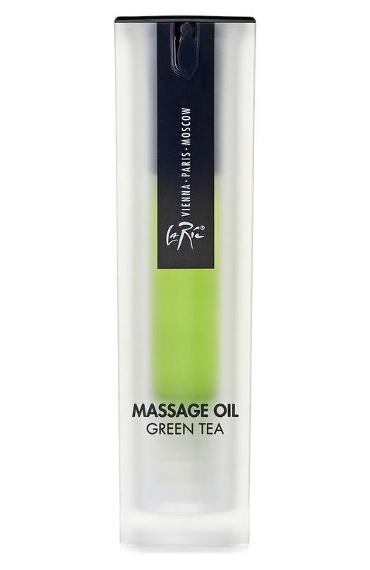 Массажное масло для рук Зеленый чай La RicУход для рук<br><br><br>Объем мл: 30<br>Пол: Женский<br>Возраст: Взрослый<br>Цвет: Бесцветный