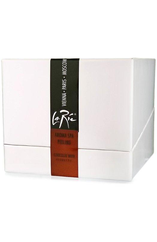 Пилинг-уход для рук, ног и тела Черный шоколад La Ric 9120017233176