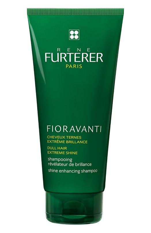 Шампунь для блеска волос Fioravanti Rene FurtererШампуни<br><br><br>Объем мл: 200<br>Пол: Женский<br>Возраст: Взрослый<br>Цвет: Бесцветный