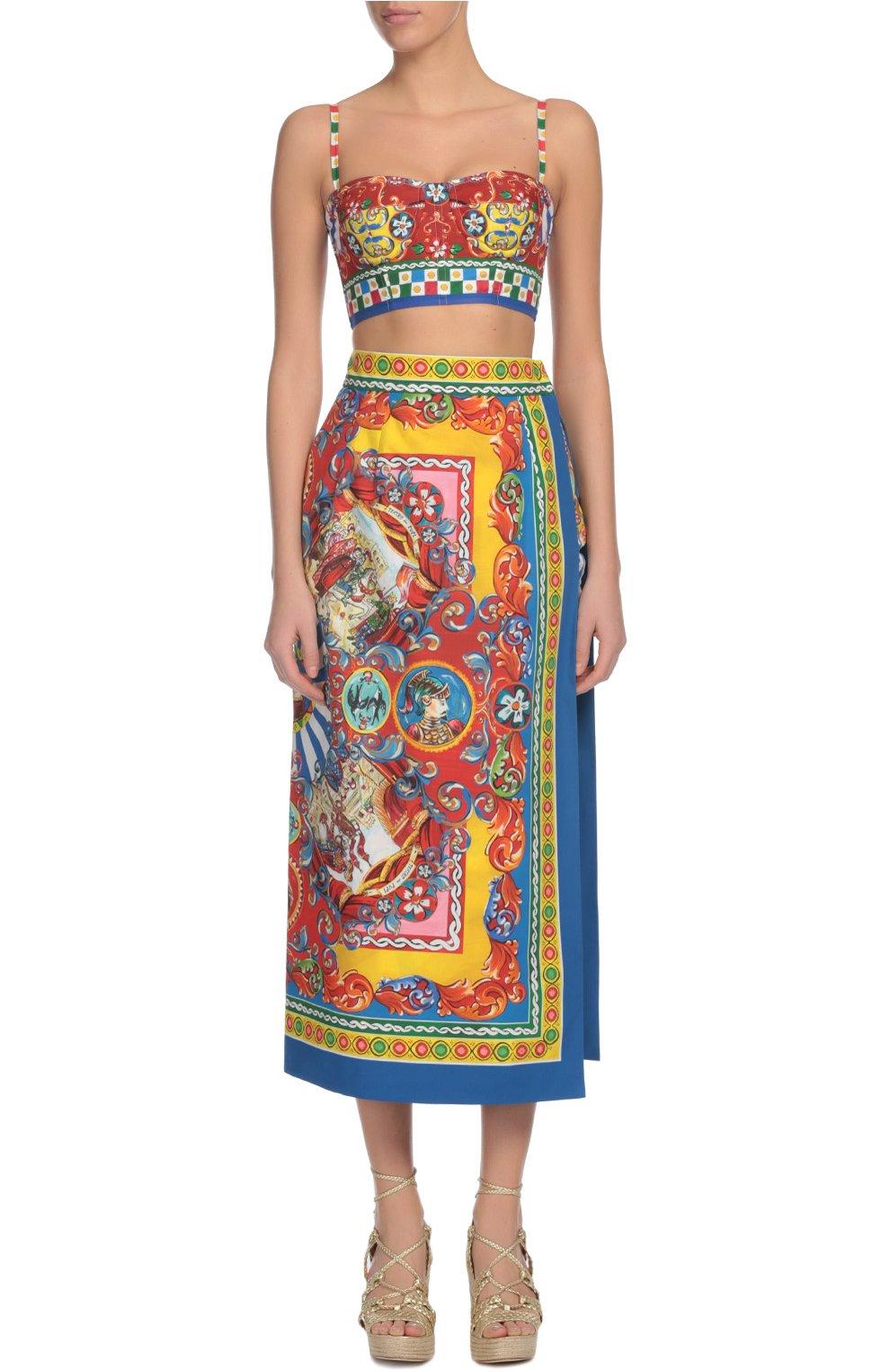 Женская одежда дольче габбана с доставкой