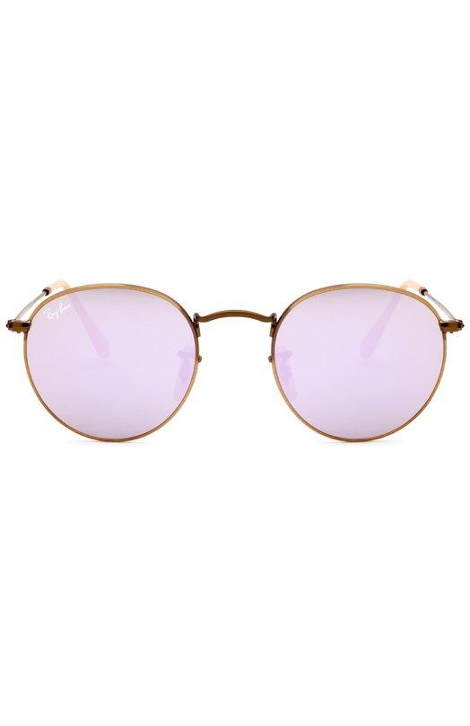 Солнцезащитные очки Ray-BanОчки<br>Солнцезащитные очки Round Folding вошли в весенне-летнюю коллекцию 2016 года. Складная оправа круглой формы выполнена из легкого полированного металла. Тонкие дужки дополнены бежевыми пластиковыми заушниками.<br><br>Пол: Женский<br>Возраст: Взрослый<br>Размер производителя vendor: NS<br>Цвет: Бесцветный