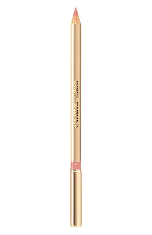 Карандаш для губ Dolcezza 15 Dolce &amp; GabbanaКарандаши для губ<br><br><br>Объем мл: 0<br>Пол: Женский<br>Возраст: Взрослый<br>Цвет: Бесцветный