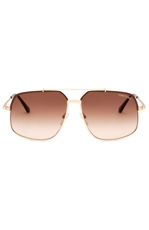 Солнцезащитные очки Tom Ford TF439 48F