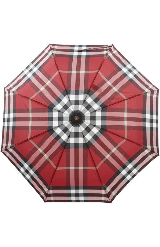 Складной зонт в клетку Burberry 3995653