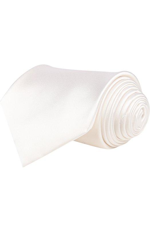 Галстук BrioniГалстуки<br>В весенне-летнюю коллекцию 2016 года вошел белый галстук, выполненный вручную из эластичного сатина с гладкой глянцевой поверхностью. Наши стилисты рекомендуют сочетать с однотонной рубашкой и темным костюмом.<br><br>Пол: Мужской<br>Возраст: Взрослый<br>Размер производителя vendor: NS<br>Материал: Шелк: 100%;<br>Цвет: Белый
