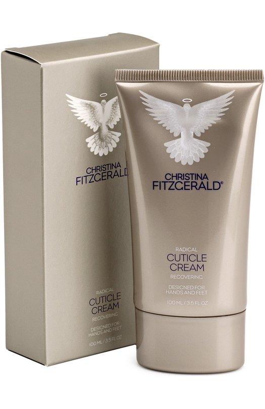 Активный крем для кутикулы Восстановление Radical Christina Fitzgerald 9333381000026