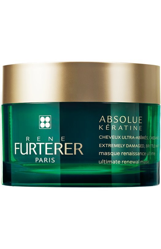 Восстанавливающая маска Absolue Keratine Rene Furterer 522447