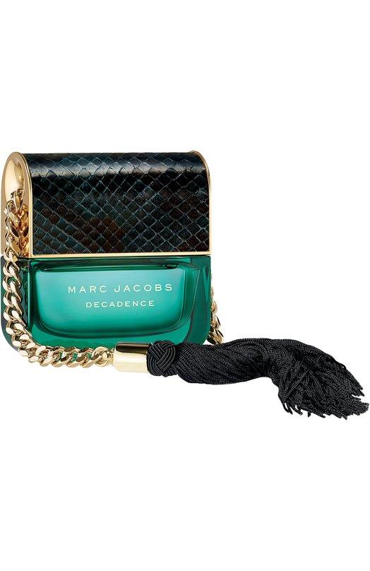Парфюмерная вода Decadence Marc JacobsАроматы для женщин<br><br><br>Объем мл: 50<br>Пол: Женский<br>Возраст: Взрослый<br>Цвет: Бесцветный