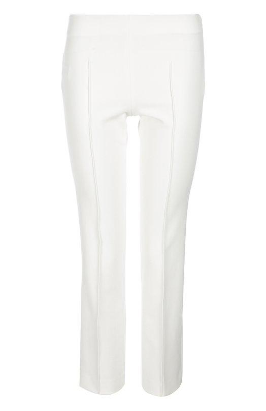Брюки Elizabeth and JamesБрюки<br>Белые укороченные брюки вошли в коллекцию сезона весна-лето 2016 года. Модель slim fit с простроченными стрелками сшита из мягкой вискозы стрейч. Изделие застегивается на боковую молнию. Нам нравится сочетать со совбодным топом и босоножками.<br><br>Российский размер RU: 42<br>Пол: Женский<br>Возраст: Взрослый<br>Размер производителя vendor: 4<br>Материал: Эластан: 8%; Полиэстер: 54%; Вискоза: 38%;<br>Цвет: Бежевый