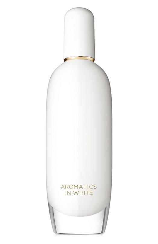 Парфюмированная вода Aromatics In White CliniqueАроматы для женщин<br><br><br>Объем мл: 50<br>Пол: Женский<br>Возраст: Взрослый<br>Цвет: Бесцветный