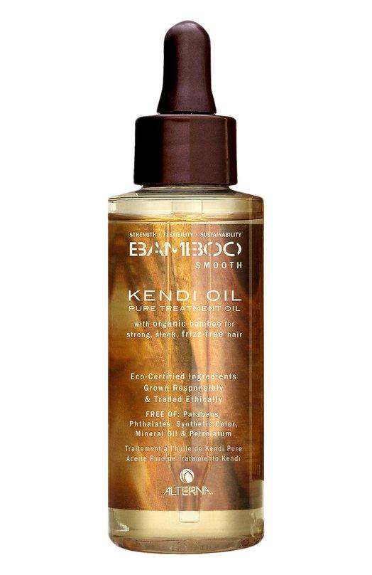 Натуральное масло Kendi для интенсивного ухода за волосами AlternaМаски / Сыворотки<br><br><br>Объем мл: 50<br>Пол: Женский<br>Возраст: Взрослый<br>Цвет: Бесцветный
