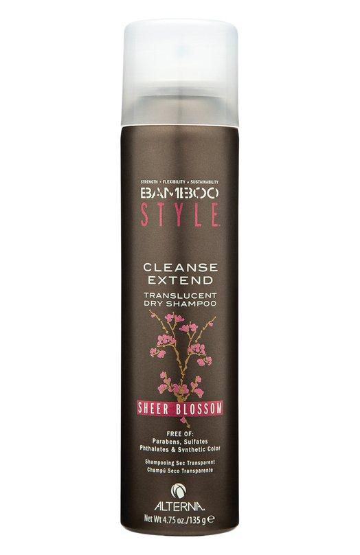 Сухой спрей-шампунь для свежести и объема c ароматом весенних цветов Alterna 873509021216