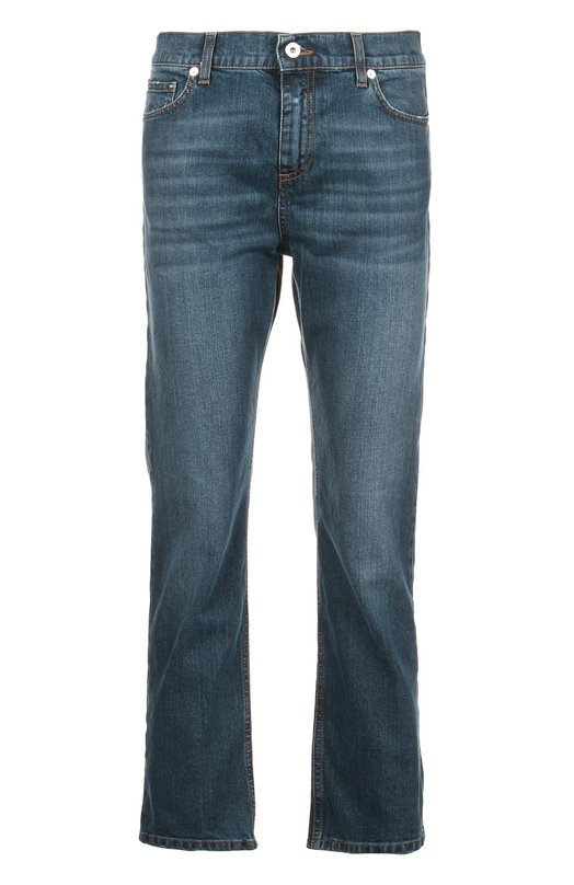Джинсы MCQДжинсы<br>В весенне-летнюю коллекцию 2016 года вошли укороченные синие джинсы straight fit с декоративными потертостями. При производстве изделия был использован плотный хлопок с добавлением эластичных нитей. Наши стилисты рекомендуют сочетать с белыми кедами и майкой.<br><br>Российский размер RU: 42<br>Пол: Женский<br>Возраст: Взрослый<br>Размер производителя vendor: 26<br>Материал: Хлопок: 98%; Эластан: 2%;<br>Цвет: Синий