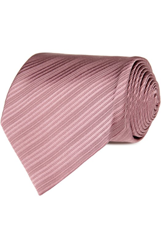 Шелковый фактурный галстук Tom Ford 7TF42XTF