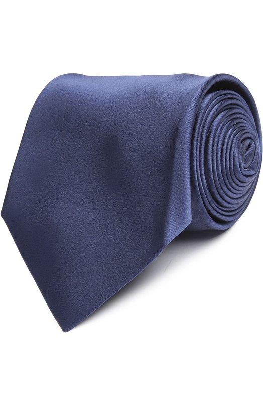 Галстук Tom FordГалстуки<br><br><br>Пол: Мужской<br>Возраст: Взрослый<br>Размер производителя vendor: NS<br>Материал: Шелк: 100%;<br>Цвет: Темно-синий