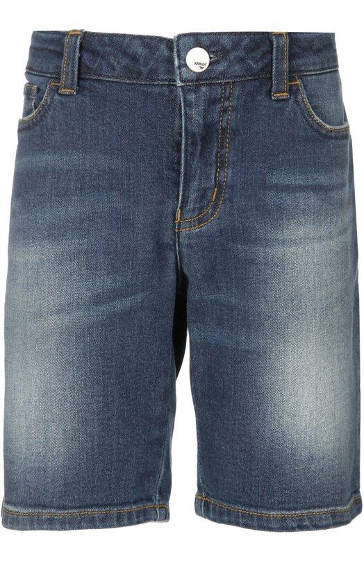 Шорты джинсовые Giorgio Armani C4S10/AQ/6A-11A