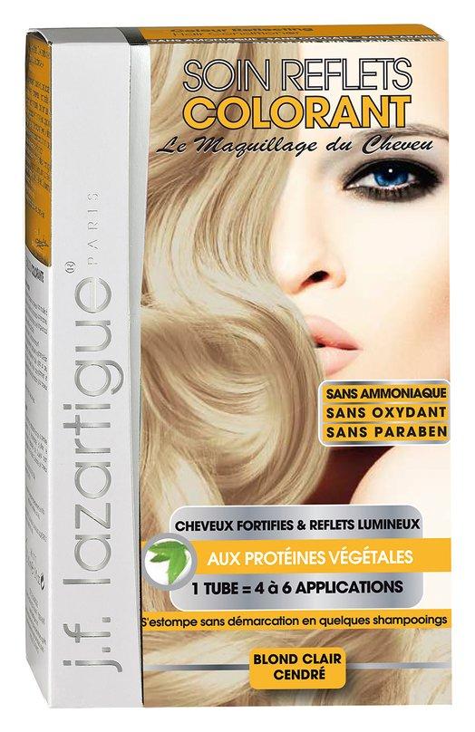 Оттеночный кондиционер Светло-пепельный блондин J.F. LazartigueКраски для волос<br><br><br>Объем мл: 100<br>Пол: Женский<br>Возраст: Взрослый<br>Цвет: Бесцветный