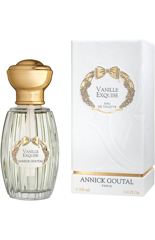 Туалетная вода Vanille Exquise Annick Goutal 220112056