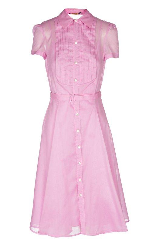 Купить Платье с поясом Polo Ralph Lauren Китай 5050935 V36/IH664/BH664