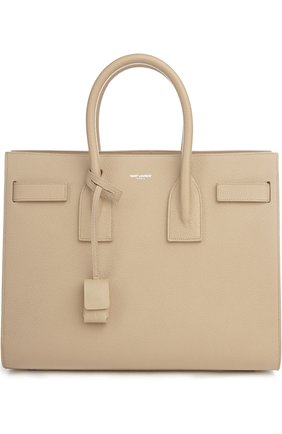 Сумка Sac De Jour Small Saint Laurent синяя | Фото №5
