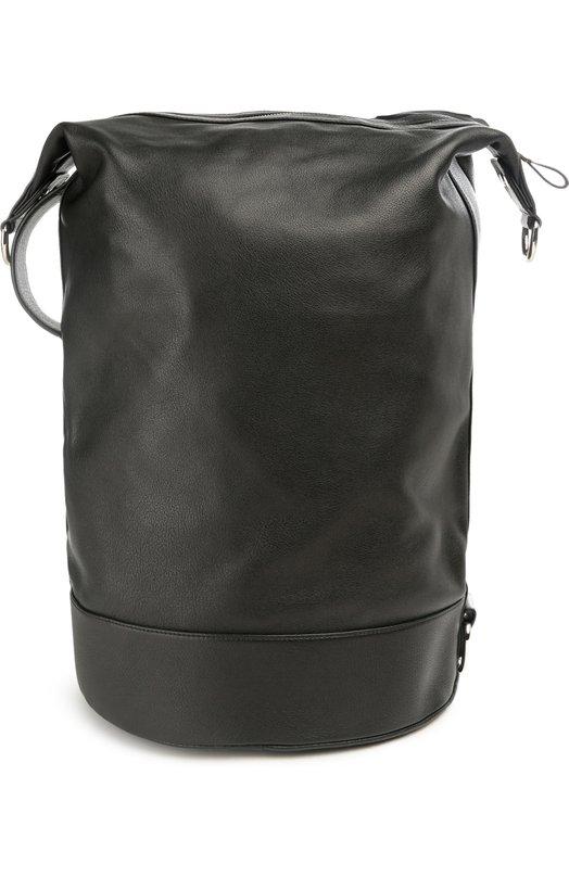 Рюкзак Atelier MarchalРюкзаки<br><br><br>Пол: Мужской<br>Возраст: Взрослый<br>Размер производителя vendor: NS<br>Материал: Кожа натуральная: 100%;<br>Цвет: Черный