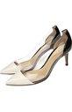 Купить Лаковые туфли Plexi на шпильке Gianvito Rossi Италия 5028204 G28560/PATENT+PLEXI