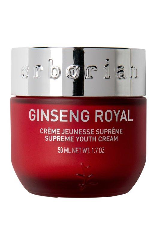 Антивозрастной крем-уход Королевский Женьшень Erborian 780536