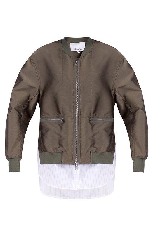 Куртка-бомбер 3.1 Phillip Lim S161-6775LDF
