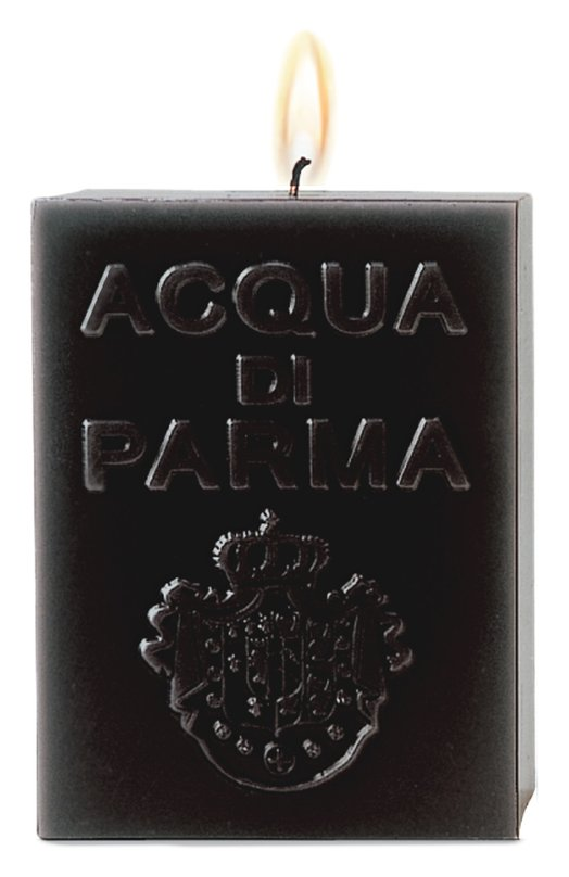 Кубическая свеча с ароматом амбры Acqua di ParmaАроматы<br><br><br>Пол: Женский<br>Возраст: Взрослый<br>Размер производителя vendor: NS<br>Цвет: Бесцветный