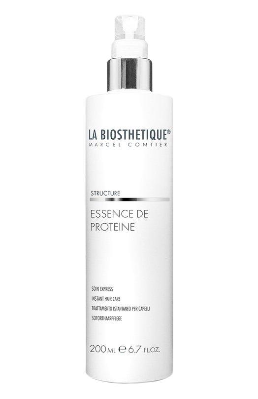 Двухфазный протеиновый лосьон по уходу за поврежденными волосами La Biosthetique 120783