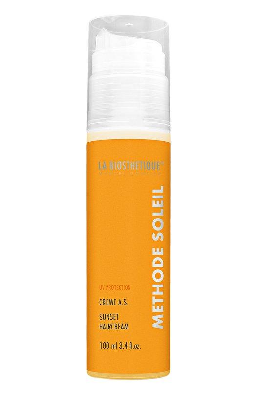 Регенерирующий бальзам с защитой от УФ для поврежденных волос La BiosthetiqueКондиционеры / Бальзамы<br><br><br>Объем мл: 100<br>Пол: Женский<br>Возраст: Взрослый<br>Цвет: Бесцветный