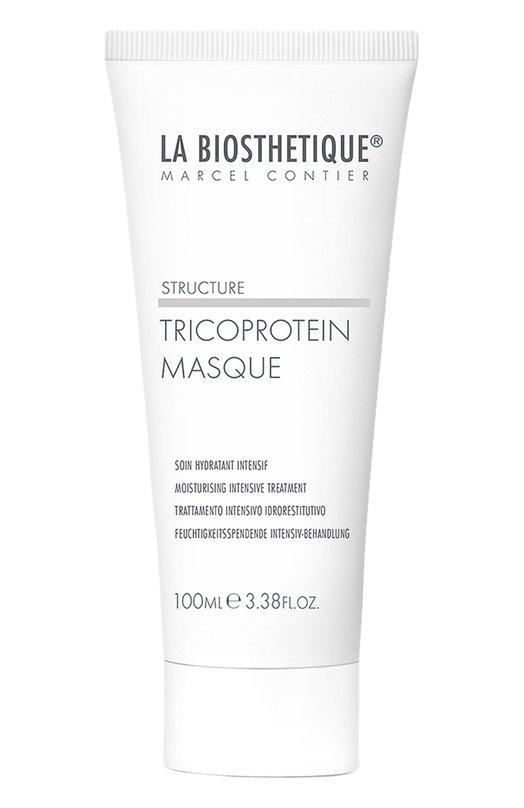 Интенсивно увлажняющая и кондиционирующая маска для ломких волос La BiosthetiqueМаски / Сыворотки<br><br><br>Объем мл: 100<br>Пол: Женский<br>Возраст: Взрослый<br>Цвет: Бесцветный