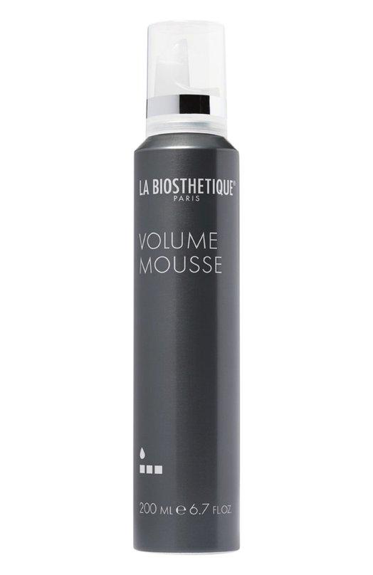 Мусс для придания интенсивного объема волосам Volume La BiosthetiqueСредства для укладки<br><br><br>Объем мл: 200<br>Пол: Женский<br>Возраст: Взрослый<br>Цвет: Бесцветный