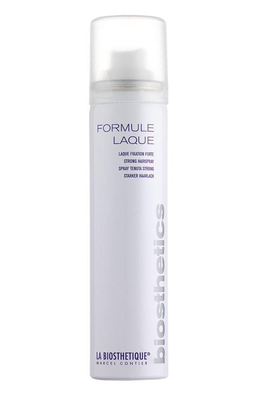 Лак для волос экстрасильной фиксации Formule Laque La BiosthetiqueСредства для укладки<br><br><br>Объем мл: 300<br>Пол: Женский<br>Возраст: Взрослый<br>Цвет: Бесцветный