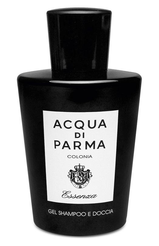 Гель для тела и волос Colonia Essenza Acqua di ParmaСредства для душа и ванны<br><br><br>Объем мл: 200<br>Пол: Мужской<br>Возраст: Взрослый<br>Цвет: Бесцветный