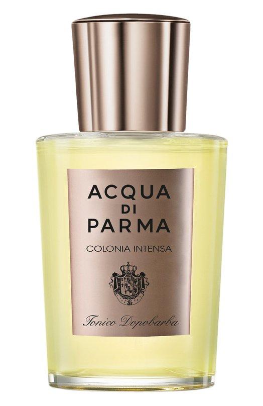 Лосьон после бритья Colonia Intensa Acqua di ParmaДля бритья<br><br><br>Объем мл: 100<br>Пол: Мужской<br>Возраст: Взрослый<br>Цвет: Бесцветный