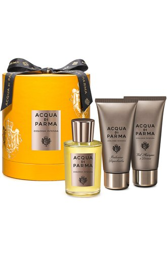 Набор Intensa: Одеколон + Гель для душа + Бальзам после бритья Acqua di Parma #color# | Фото №1
