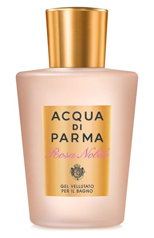 Гель для душа Rosa Nobile Acqua di ParmaСредства для душа и ванны<br><br><br>Объем мл: 200<br>Пол: Женский<br>Возраст: Взрослый<br>Цвет: Бесцветный